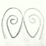 Swirly Hoops